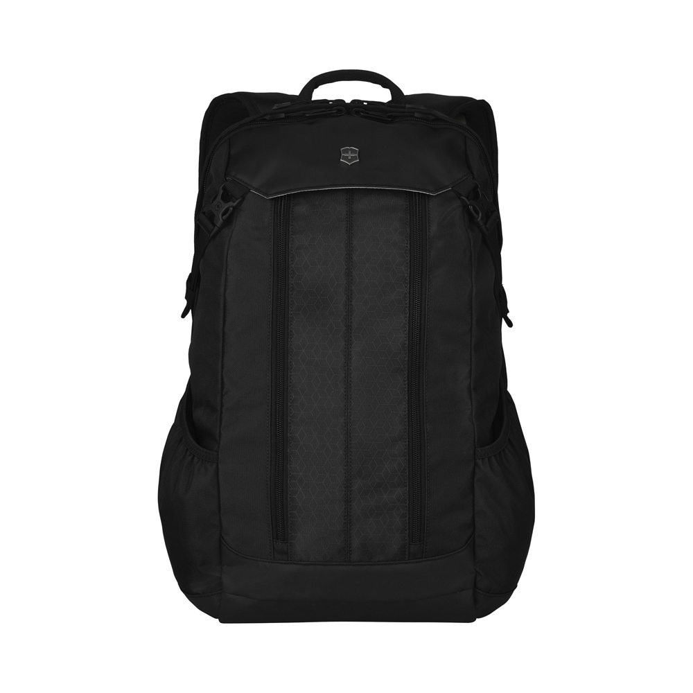 Рюкзак VICTORINOX Altmont Original Slinline Laptop Backpack, чёрный, нейлон, 30x22x47 см, 24 л